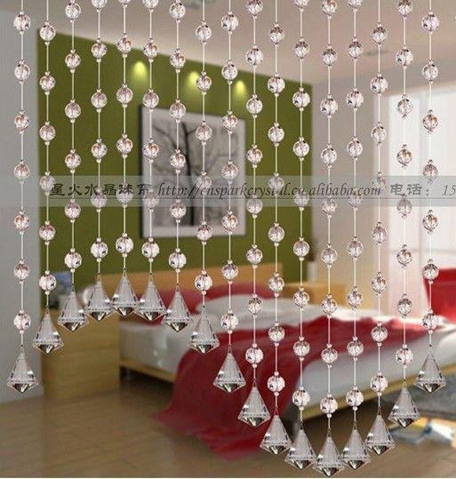 17 mejores ideas sobre cortinas de cuentas en pinterest - Cortinas de abalorios ...