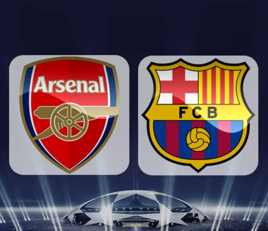 UEFA Champions League : Arsenal vs Barcelona, Match Preview, Score Prediction, Team News, Predicted Lineups, Form Comparison, Head-to-Head Statistics