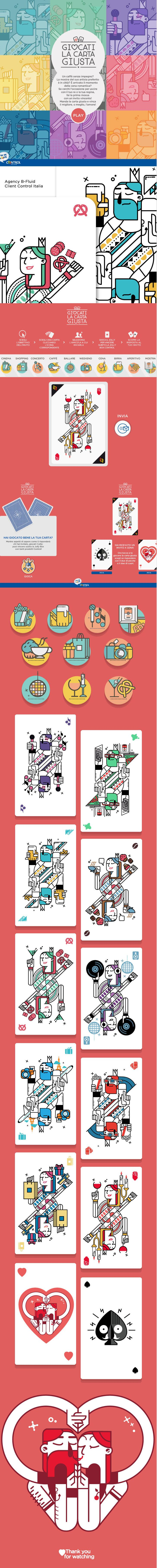 http://www.behance.net/gallery/Giocati-la-Carta/11287891