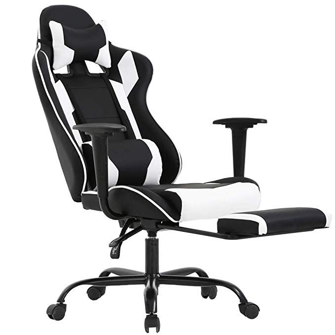 Bestoffice Ergonomic Office Chair Pc Gaming Chair Cheap Desk Chair Executive Pu Leather Computer Chair Ergonomic Office Chair Office Gaming Chair Gaming Chair