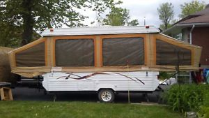 Beautiful Folding Camper For Sale !