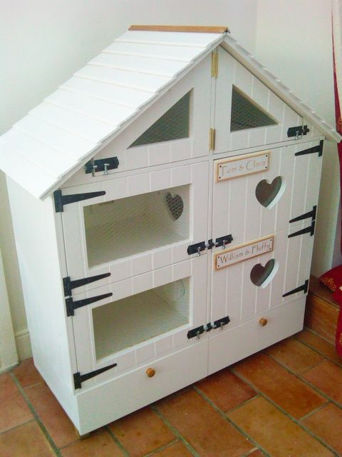 105 best cool hamster cages images on pinterest rodents for Diy guinea pig cages for sale
