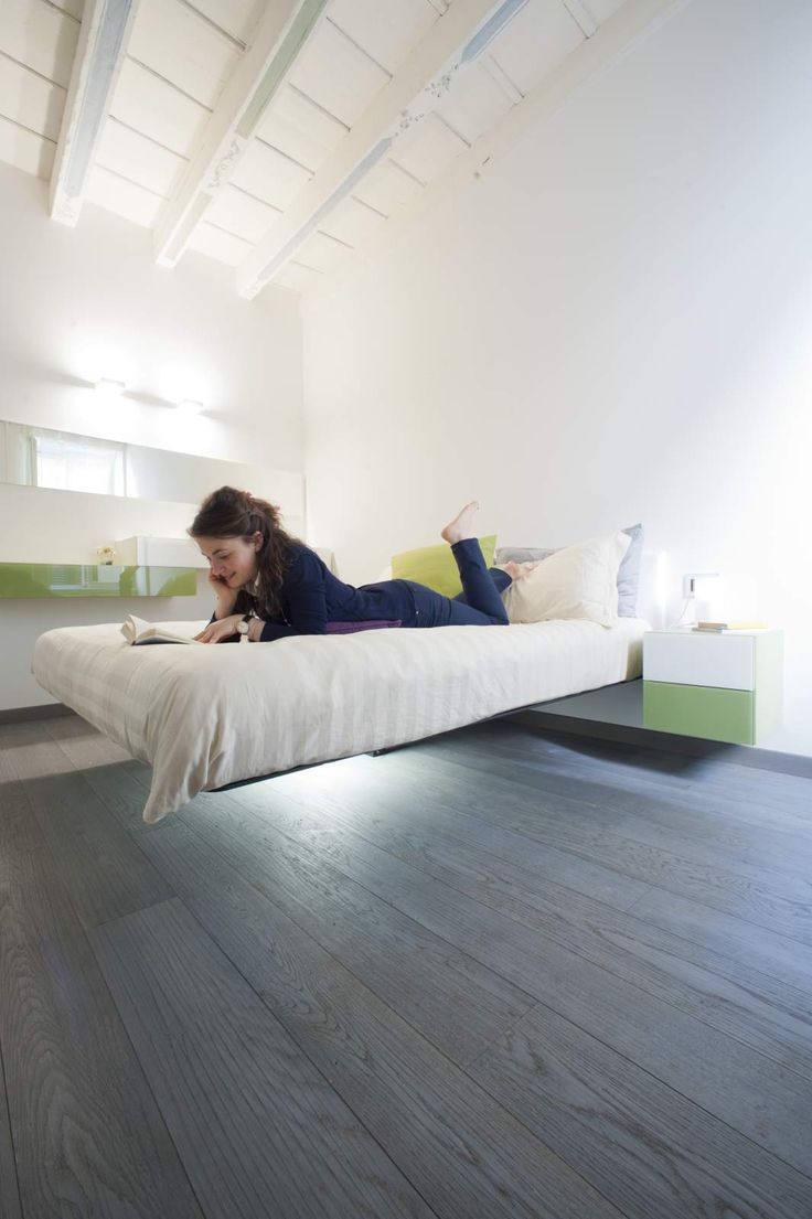 Appartamento Lago Bergamo http://www.appartamentolago.com/gli-appartamenti/bergamo/ #lago #fluttua #bedroom #design #appartamento