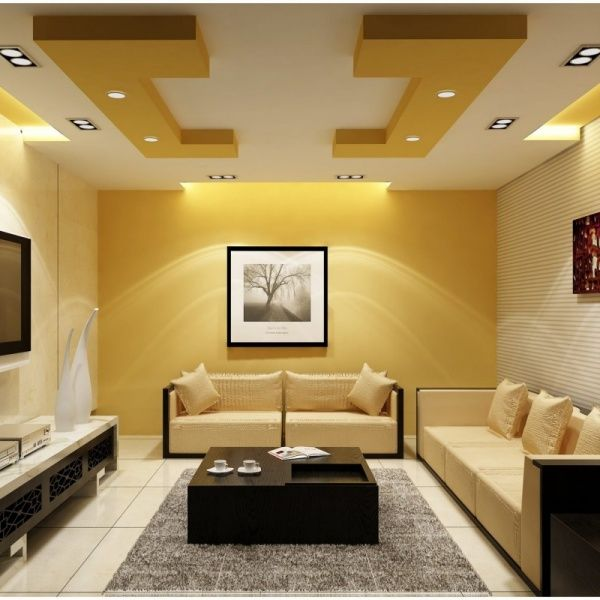 Modern Interior Decoration Living Rooms Ceiling Designs Ideas: Ceiling Design Living Room, Gypsum Ceiling Design