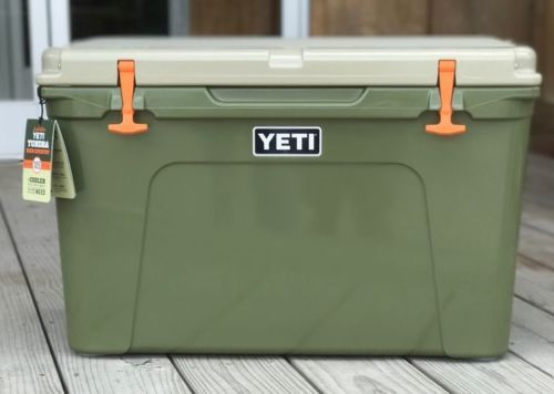 Camping Ice Boxes and Coolers 181382: New Yeti Tundra 105 Quart High Country Limited Edition Free Fast Shipping -> BUY IT NOW ONLY: $499.99 on eBay!