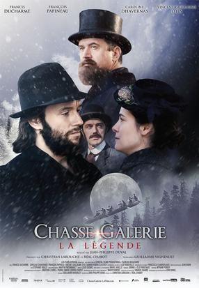 Chasse-Galerie: La légende Une adaptation cinématographique de la légende québécoise http://www.cinemasguzzo.com/2142-bande-annonce-chasse-galerie-la-legende.html?