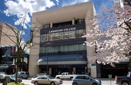 Canadian College of English Language, Vancouver, Canadá