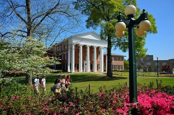 "You wouldn't choose to go anywhere else because there is a reason we're consistently ranked the most beautiful campus and most beautiful student body, and let's be honest, the saying is real. ""We might not win every game, but we never lose a party!"" 