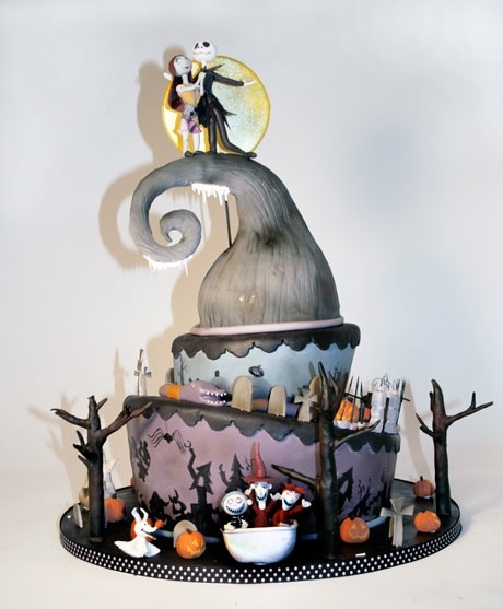 Art I Cake Halloween Charms : Best 71 Nightmare B4 Christmas images on Pinterest ...