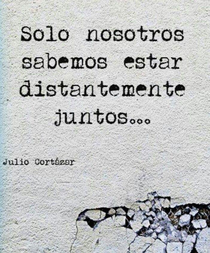 ♥ Julio Cortázar