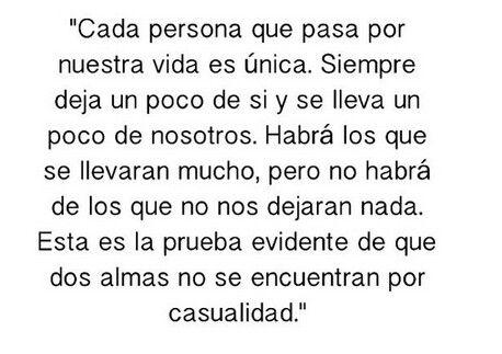 Cada persona..