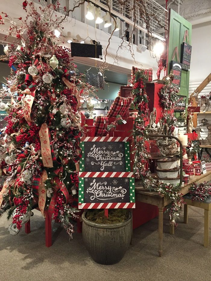 Christmas Display From Our Las Vegas Showroom At The Market Summer