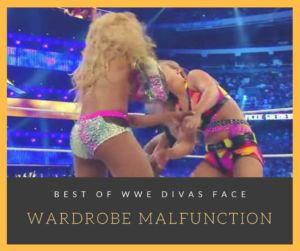 Best of WWE Divas face Wardrobe Malfunction over the year's  [NSFW]