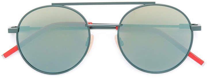 Fendi Eyewear Air aviator sunglasses