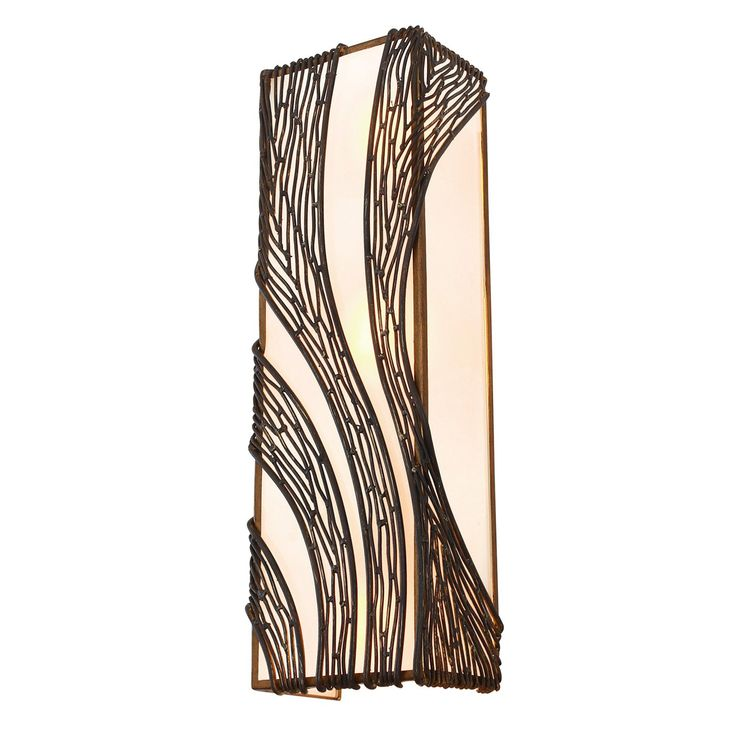 Shop Varaluz  240W03 3-Light Flow Wall Sconce at Lowe's Canada. Find our selection of wall sconces at the lowest price guaranteed with price match + 10% off.
