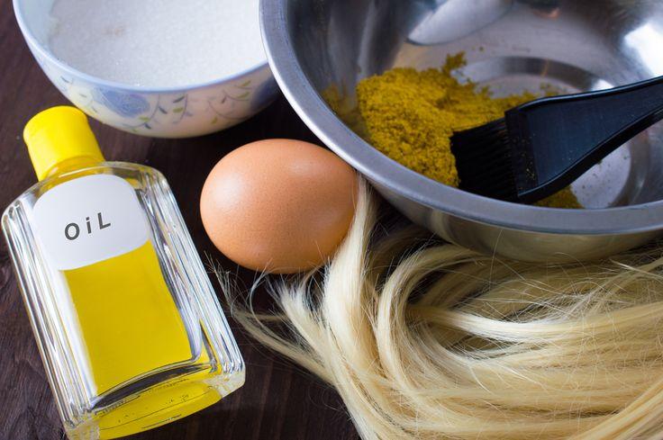 awesome Маски для восстановления волос в домашних условиях — Самые лучшие рецепты