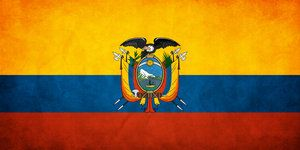 So proud of my Ecuadorian Flag!!!