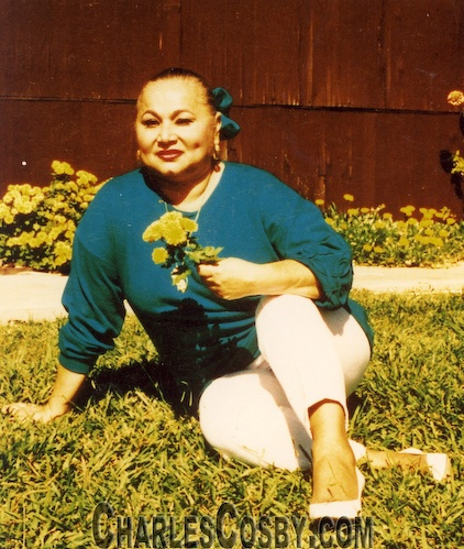 #Griselda Blanco Flower