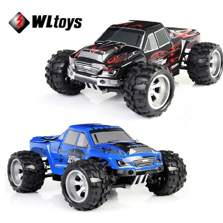 Hot Sale Wltoys A979 Racing RC Car 50KM/H  High speed 4WD off-Road RC Monster Cars Remote control Car Toys Funny Outdoor Toy