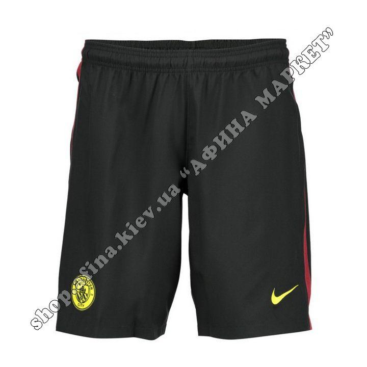 Шорты Манчестер Сити 2017 Nike выездные