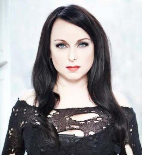 Heidi Parviainen (ex AMBERIAN DAWN) Singer Launches DARK SARAH