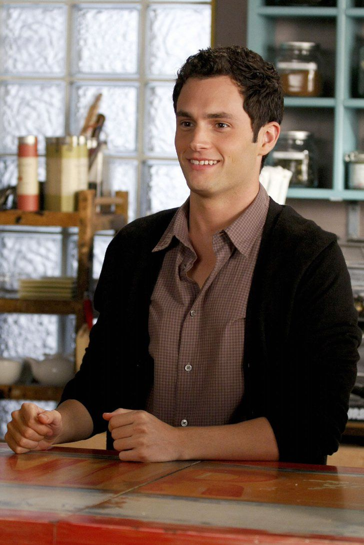 Pin for Later: Gossip Girl: Where Are the Stars Now? Penn Badgley as Dan Humphrey