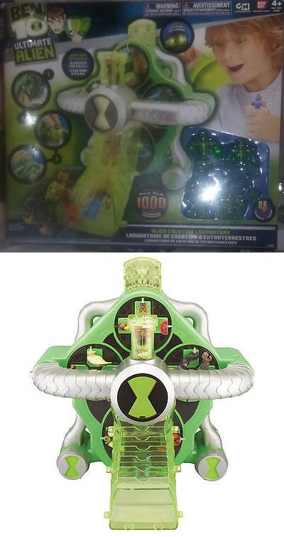 Ben 10 152906: Ben 10 Ultimate Alien Creation Laboratory Playset Retired Bnib -> BUY IT NOW ONLY: $52.35 on eBay!