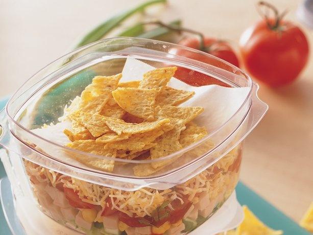 Turkey Taco Layered Salad for the lunchboxTacos Layered, Layered Salad, Mr. Tacos, Breakfast Lunches Ideas, Salad Recipe, Turkey Tacos, Individual Layered, Healthy Recipe, Breakfast Recipe