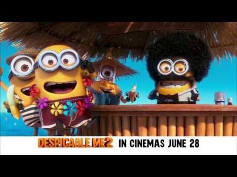 Despicable Me 2: Paradise Minions trailer