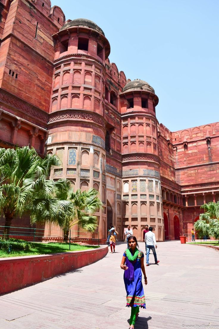 The Colours Of India | Its All Bee  Things To Do In India -  New Delhi - Agra