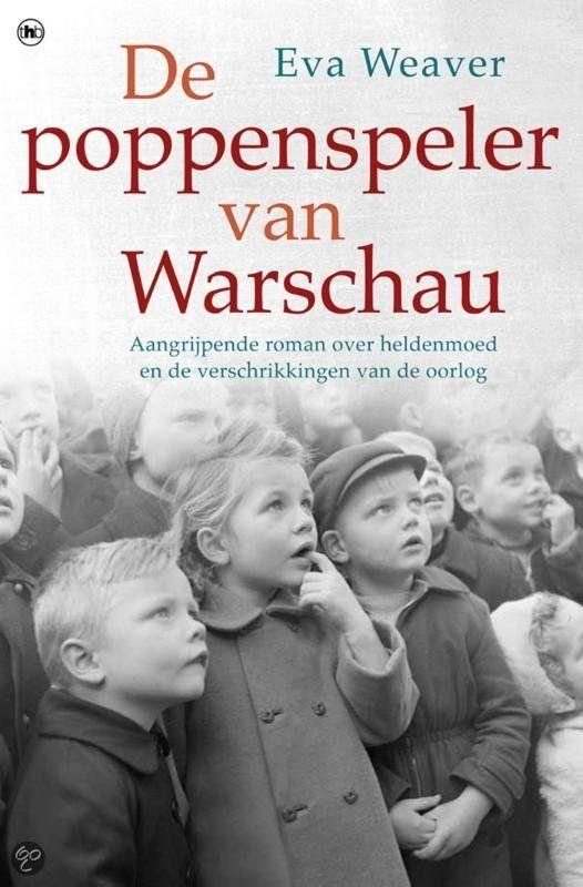 De poppenspeler van Warschau - Eva Weaver