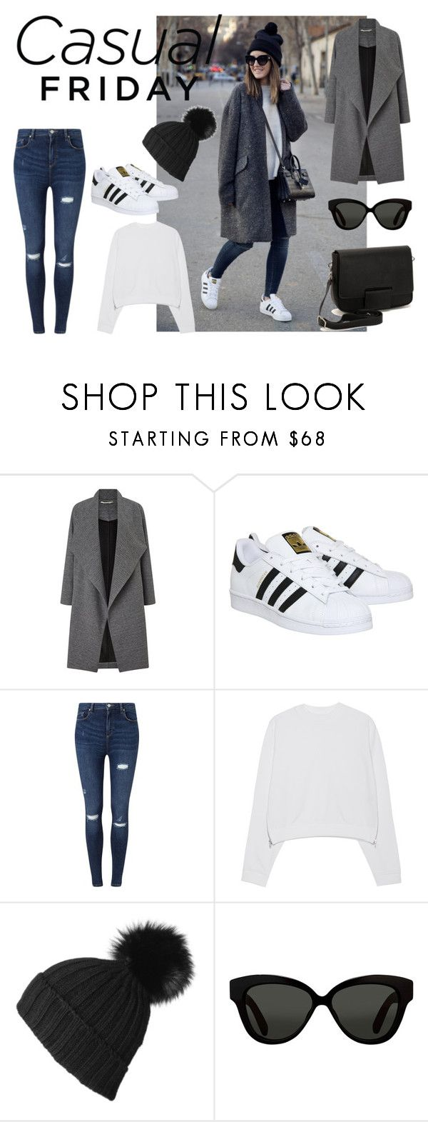 Shop the look - cashual friday by shop-styleloft on Polyvore