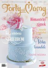 Jesenné číslo časopisu Torty od mamy 3/2015, časopis Torty od mamy - Tortyodmamy.sk