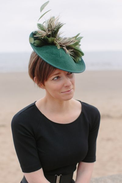 Rose Young  #Millinery #hats #HatAcademy