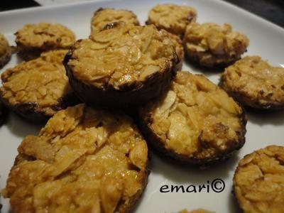 """Rezept: Kekse """" Florentiner Art"""""""