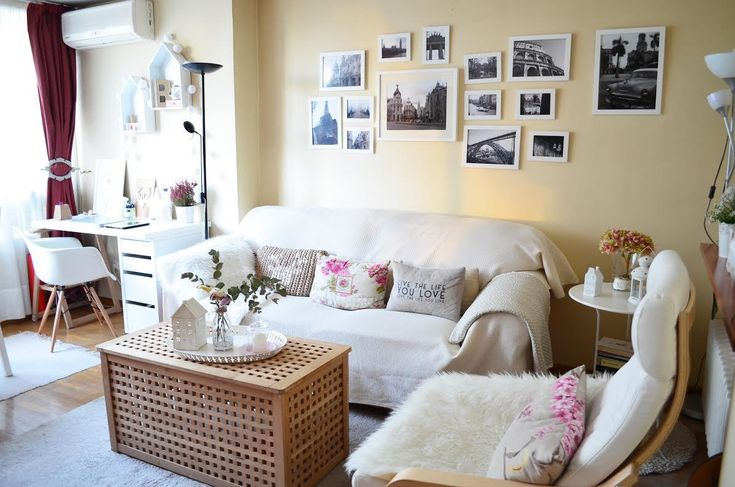(1/4)El apartamento de Iria en Madrid | Decorar tu casa es facilisimo.com