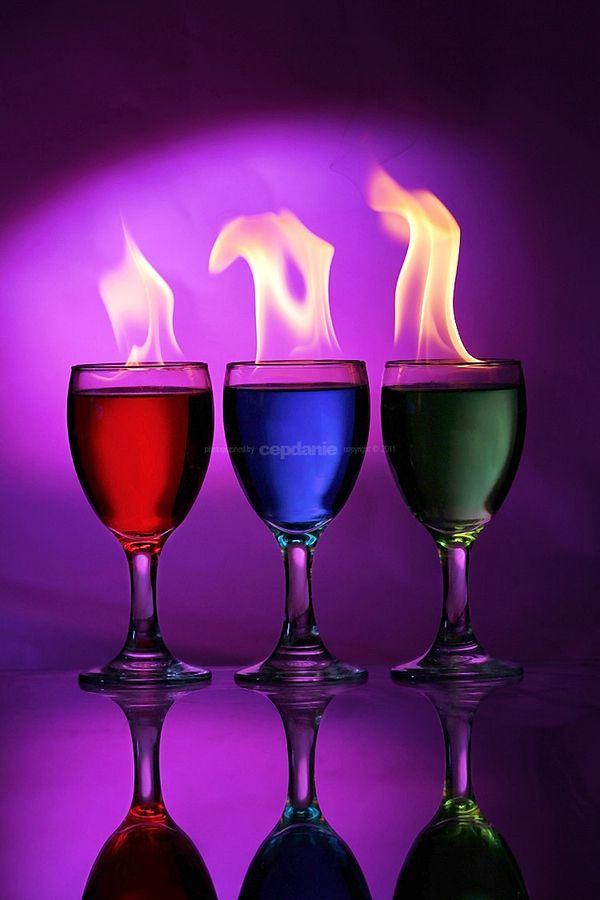 Water of Fire by cepdanie ™ on 500px