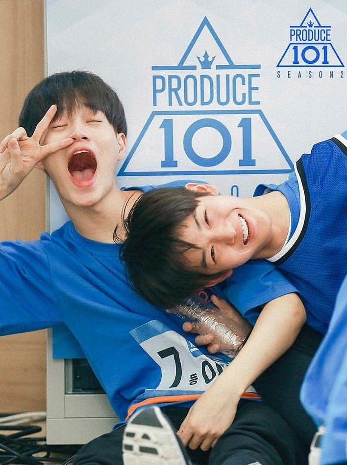 Produce 101 season 2- My cute babies