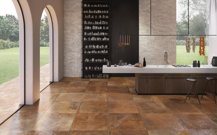 11 best GRES EFFETTO COTTO TOSCANO images on Pinterest | Bathroom ...