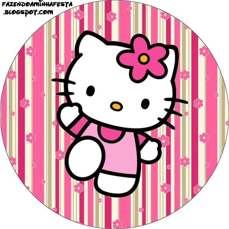 Imprimibles de Hello Kitty 15. | Ideas y material gratis para fiestas y celebraciones Oh My Fiesta!