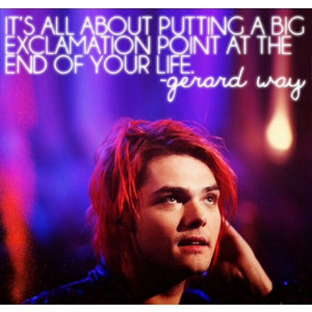 Pin By Lauren Cake On My Chemical Romance 3 Mcr Quotes My Chemical Romance Emo Quotes