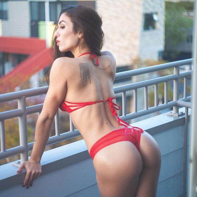 Fitness Model Luciana del Mar