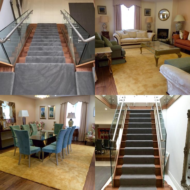 Luxury carpets and rugs installed by Kingshill Carpets xA