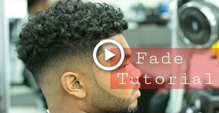 DAngelo Russell Haircut! Mens Long Curly Hairstyle with Fade on Sides! Duke style #hair