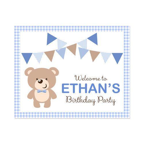 Segno benvenuto ragazzo o ragazza orsacchiotto stampabile del partito di DaysignsbyDay su Etsy https://www.etsy.com/it/listing/103709265/segno-benvenuto-ragazzo-o-ragazza