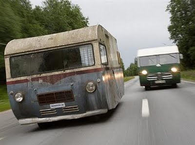 Retro Motorhomes. You should see what we can do today. www.forestriverinc.com