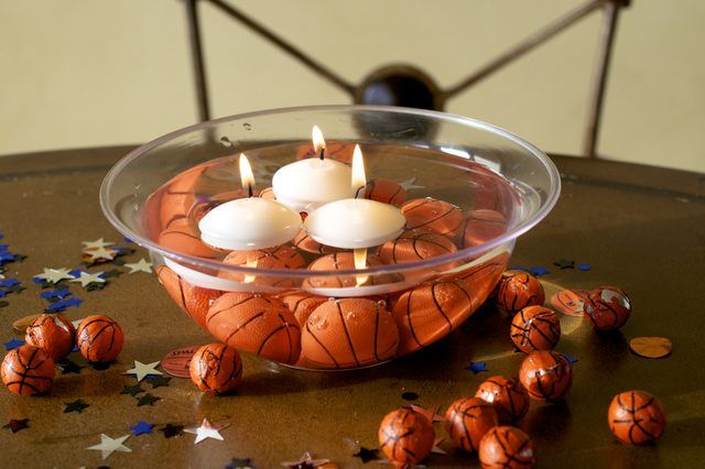 Ideas for Sports Centerpieces (with Pictures) | eHow