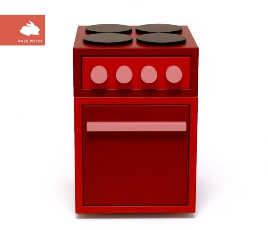 Children Stove ( Kinderofen) give your little chef some magical hours in theire little own kitchen Size: 30x30x40cm