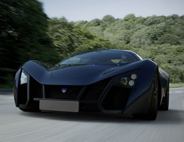 marussia: russia's first electric supercar | super cars