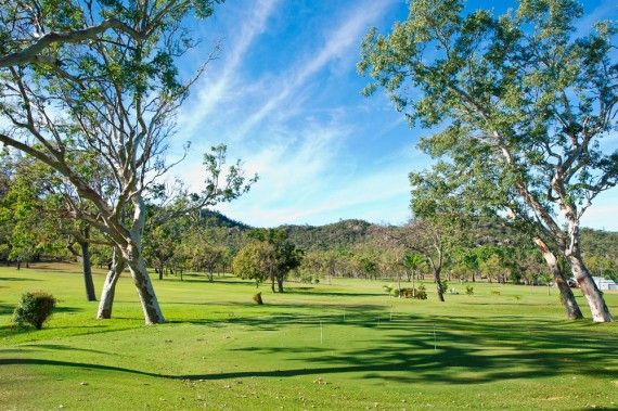 Places to tee off | Magnetic Island Country Club, Townsville
